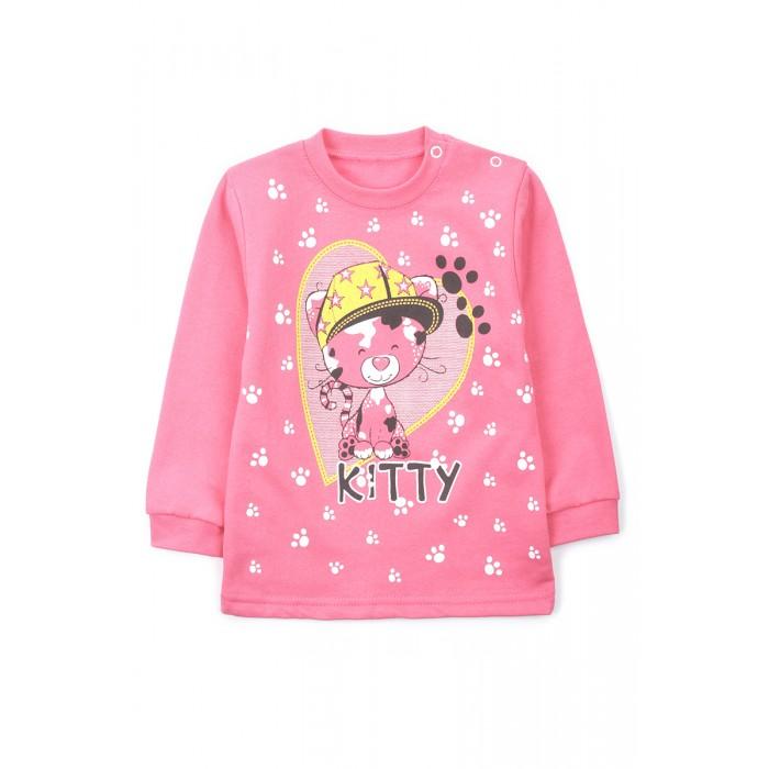 Водолазки и лонгсливы MD Кофточка с начесом для девочки КФ90901 кофточка для маленькой девочки чудесные одежки
