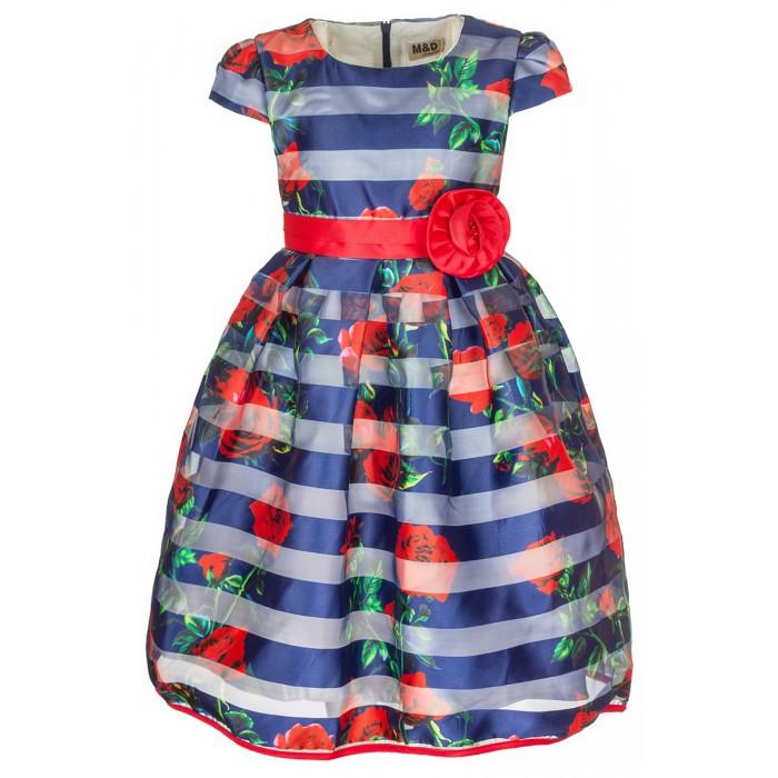 M&D Платье для девочки 1742129
