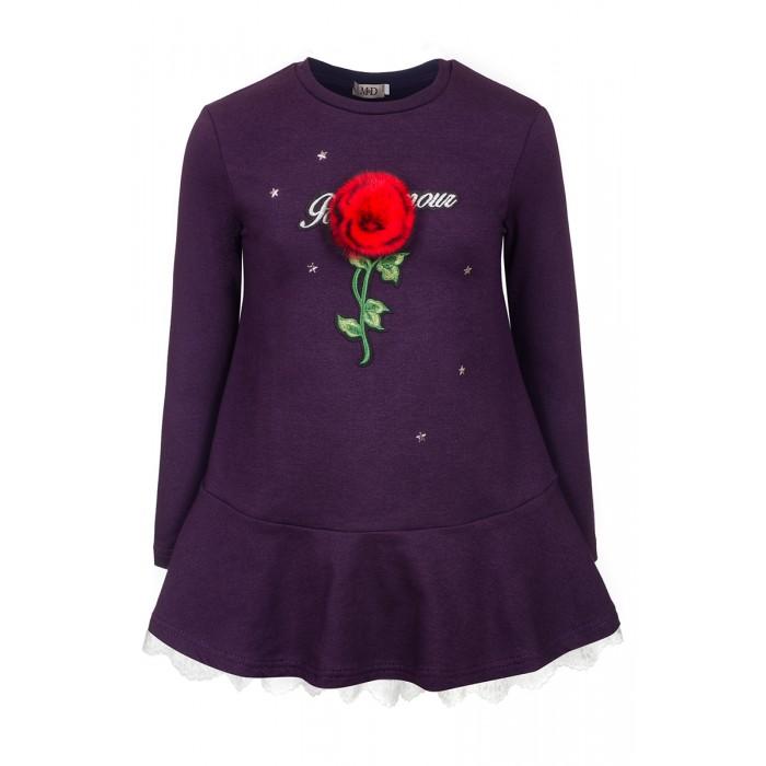 M&D Платье для девочки 18221090312