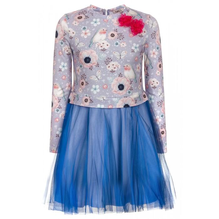 M&D Платье для девочки 18221200276