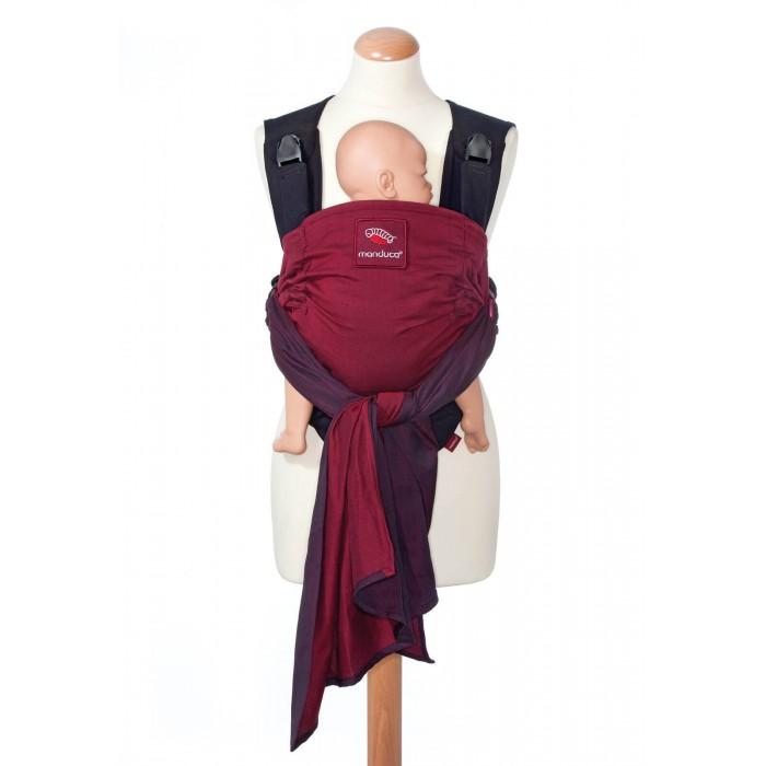 Рюкзак-кенгуру Manduca Слинг-рюкзак Duo со съемным поясом фото
