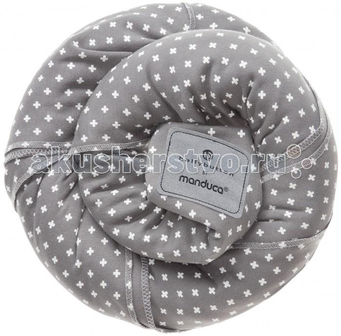 Слинги Manduca Трикотажный шарф Bellybutton