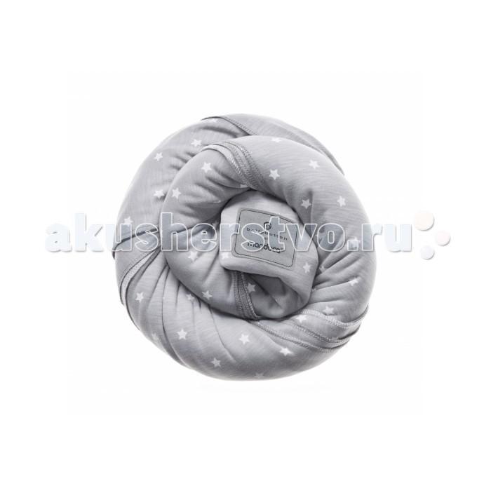 Слинг Manduca Трикотажный шарф BellybuttonТрикотажный шарф BellybuttonManduca Трикотажный слинг-шарф Bellybutton- это трикотажный слинг-шарф абсолютно иного качества. Нежный и мягкий трикотажный слинг-шарф дарит комфорт движениям. В то же время, он эластичный и одновременно стабильный. Многие родители были удивлены, насколько удобным может быть слинг, когда они в первый раз попробовали использовать трикотажный слинг-шарф.  Для создания Manduca Sling ® было специально разработано особенное трикотажное полотно. Путем проб и исследований в процессе создания было решено использовать только высококачественный трикотаж абсолютно без искусственных добавок и эластана, исключительно 100% органический хлопок. Идеальная стабильность в продольном направлении и эластичность в поперечном – всё это обеспечивает Manduca Sling ®.  Manduca Sling ® имеет универсальную длину 5.50 м и зауженные концы, которые удобно завязывать в узел. Благодаря этому, слинг не образует большого количества складок, а его вес, по ощущениям, не больше, чем у обычной футболки.  Трикотажный слинг можно абсолютно беспроблемно регулировать. Даже если Вы еще не научились профессионально наматывать слинг-шарф, manduca слинг поможет Вам научиться и освоить различные виды намоток, которые Вы с успехом сможете применять и со тканым слингом-шарфом. Manduca слинг потрясающе прост в использовании.  Если Вы хотите, Вы можете научиться всего одной базовой намотке и прекрасно справляться. Сначала спокойно намотайте слинг без малыша, завяжите узел. Затем возьмите малыша на руки и аккуратно расположите его в слинге. Структура ткани трикотажного слинга-шарфа позволяет это сделать! Он подстраивается под Ваши пропорции и под малыша!  Точно так же Вы можете абсолютно спокойно вытащить малыша из слинга, чтобы он полежал между кормлениями или чтобы переодеть, переложить в автокресло, взять на ручки, положить в коляску, посадить обратно в слинг, не наматывая слинг заново, снова вытащить малыша из слинга, снова посадить – слинг вс