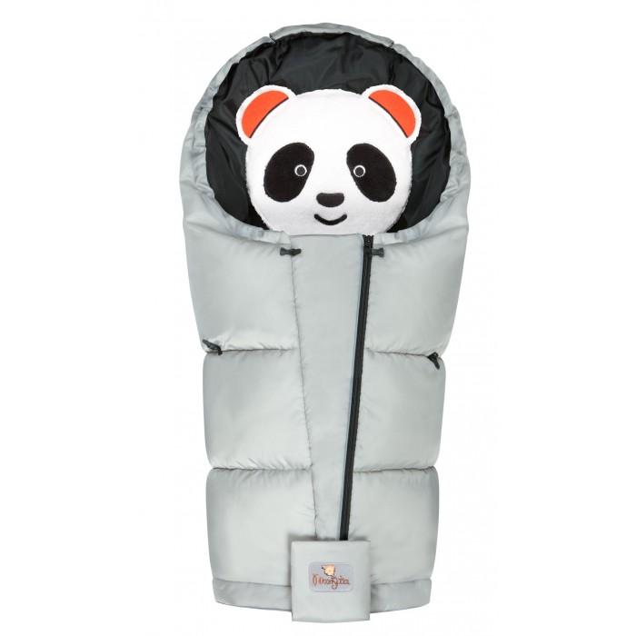 """Демисезонный конверт Mansita флисовый Pandaфлисовый PandaКонверт флисовый """"Panda""""  Материалы: •Подкладка: 100% гипоаллергенный флис - полиэстер •верхняя часть: влаго- и ветронепроницаемый материал - 100% полиамид •утеплитель: синтепон и шарики из полиэстерного волокна  Особенности: •Длина : 95 см  •Ширина: от 48 см до 52 см •Продуманный дизайн позволяет использовать конверт для детей от 0 месяцев и до 3 лет.  •Термометр на внутренней поле конверта позволит быть уверенным, что малышу тепло и комфортно •Продуманная Т-образная система молний, позволяющая полностью раскрыть конверт и превратить его в теплый игровой коврик •Регулируемая ширина конверта за счет двойной системы молний на откидной поле конверта •Полы конверта можно раскрыть и зафиксировать с помощью специальных карабинов •Конверт затягивается в верхней части при помощи шнурков, что позволяет плотно фиксировать верхнюю часть вокруг головки ребенка •На нижней части конверта имеются прорези для ремней безопасности •На нижней части конверта имеются вставки против скольжения на гладкой поверхности •Внутри нижняя часть конверта выполнена из грязеотталкивающей ткани и легко чистится •Наружная ткань RESIST-Drop из высококачественных волокон обладает хорошей износостойкостью, а плотность плетения придает ей ветрозащитные свойства. Ткань покрыта водоотталкивающей пропиткой, благодаря которой капли воды не впитываются, а собираются в капли на поверхности, легко скатываясь вниз. •Легко стирается в стиральной машине и не требует особого ухода.  Использование: •В коляске-люльке •Прогулочной коляске •конверт на выписку<br>"""