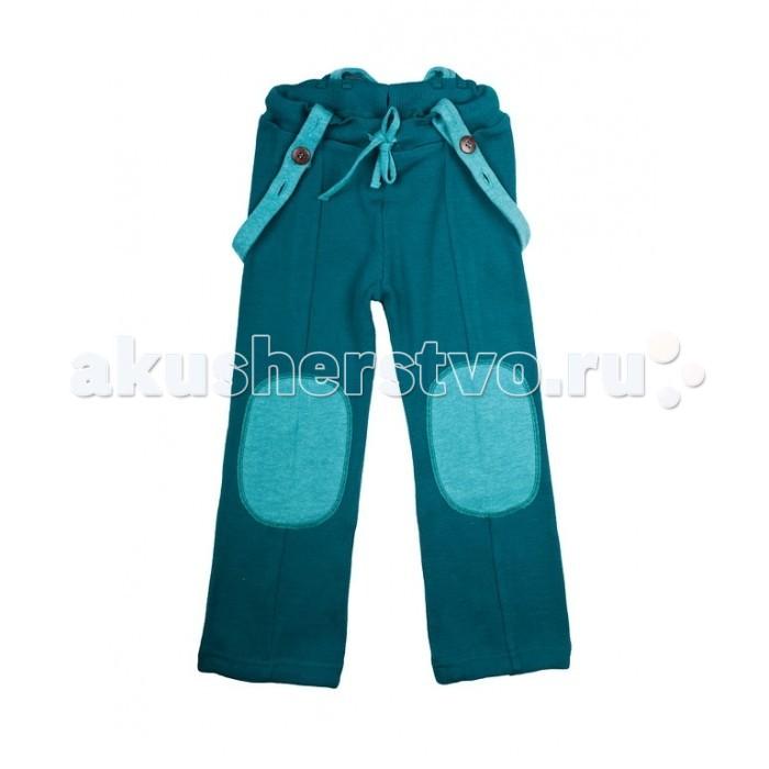 Детская одежда , Брюки, джинсы и штанишки ManyMonths Брючки на лямках арт: 417804 -  Брюки, джинсы и штанишки