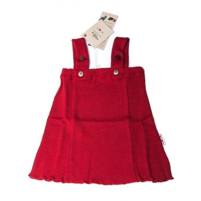 Детская одежда , Детские платья и сарафаны ManyMonths Сарафан для девочки арт: 413229 -  Детские платья и сарафаны