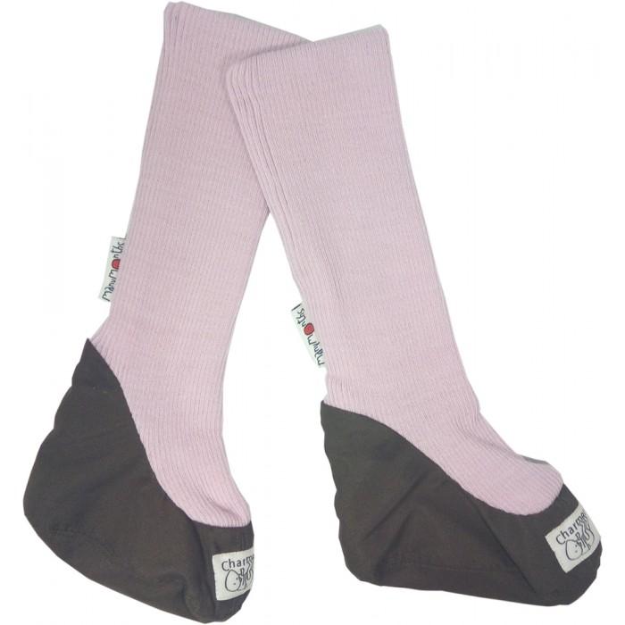 Детская одежда , Обувь и пинетки ManyMonths Пинетки высокие арт: 418489 -  Обувь и пинетки