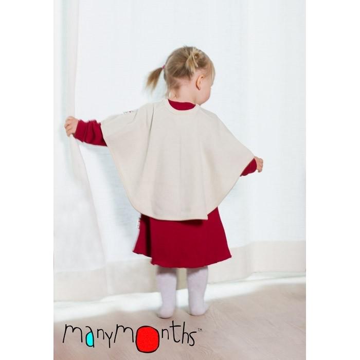 ManyMonths Пончо для детей