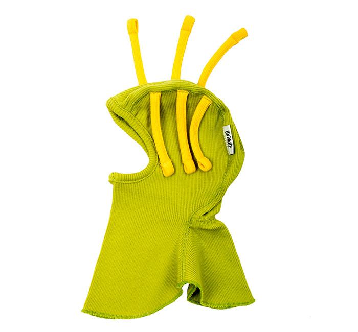 Детская одежда , Шапочки и чепчики ManyMonths Шлемик Букашка арт: 423459 -  Шапочки и чепчики