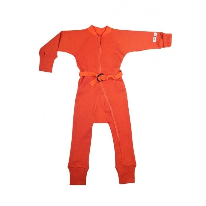 Детская одежда , Детское термобелье и флис ManyMonths Термокомбинезон детский арт: 417969 -  Детское термобелье и флис