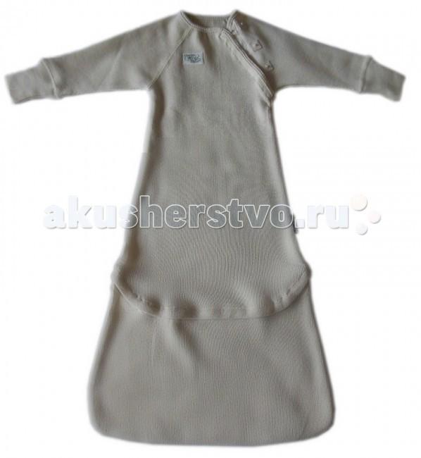 Спальный конверт ManyMonths 3-18 мес (100% шерсть мериноса)3-18 мес (100% шерсть мериноса)Спальный мешок ManyMonths принесёт малышу много сладких снов. Благодаря съёмной нижней части и регулируемому запаху на шее, он позволит использовать его долгое время: с рождения и до полутора лет, а в последствии даже как ночную рубашку, если снять нижнюю часть. Идеально подходит при использовании тёплого конверта во время сна на улице.  Изготовленный из 100% шерсти мериноса, чепчик защищает малыша от колебаний температуры и подходит для любого сезона.Шерсть мериноса имеет множество достоинств. Длинная, мягкая и эластичная, она способна долгое время сохранять объем и форму, а, благодаря естественному завитку, отличается особой упругостью.Шерсть мериноса не раздражает кожу; обработанная натуральным способом без химических реагентов, сохраняет первоначальные качества и содержит ланолин (шерстяной воск), который является природным антисептиком. По своим свойствам ланолин близок к кожному салу человека. Ценнейшим свойством ланолина является его способность эмульгировать (связывать) до 180-200 % от собственной массы, благодаря чему шерсть мериноса отличается высокой гигроскопичностью, она способна впитывать до 39% влаги от своего объема, не будучи мокрой на ощупь.Ланолин легко проникает через кожу и способствует снятию напряжения мышц, что необходимо для крепкого и здорового сна ребенка.  Шерстяную одежду достаточно просто высушивать, а стирать можно по мере загрязнения. Лучше всего для ухода подходят специальные средства: шампунь и ланолин для шерсти. Шампунь помогает быстро и без труда отстирать загрязнения, а ланолин восстанавливает важные свойства шерсти, такие как мягкость и высокая впитывающая способность. Предпочтительна ручная стирка в чуть теплой воде.  Размер: 3-18 мес. (62-80/86 см.) Состав: 100% шерсть мериноса  Детская термоодежда из 100% шерсти мериноса ManyMonths актуальна практически круглый год, а с наступлением осенней прохлады – тем более. За счет уникальных свойс
