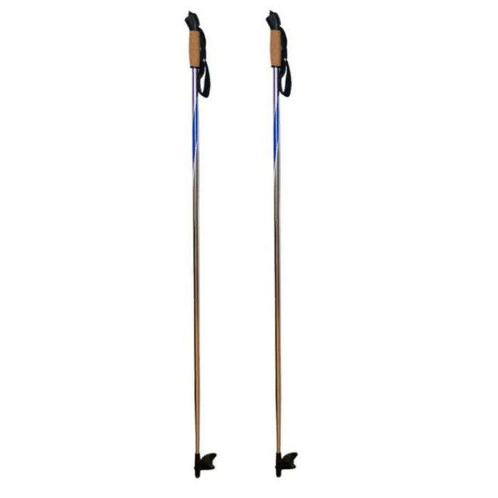 Ледовые коньки и лыжи Marax Палки лыжные алюминиевые 115 см