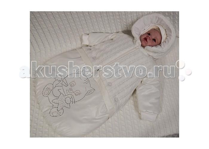 Детская одежда , Конверты на выписку Маргарита Конверт на выписку Дюспо арт: 382459 -  Конверты на выписку