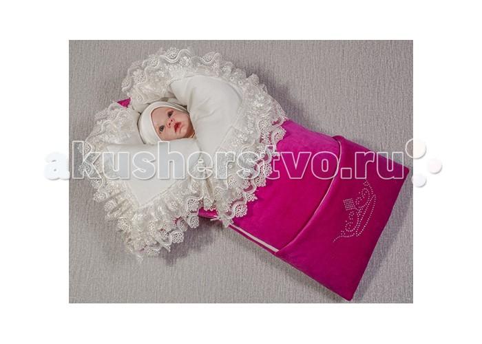 Детская одежда , Конверты на выписку Маргарита Одеяло-конверт 12-026b арт: 383349 -  Конверты на выписку