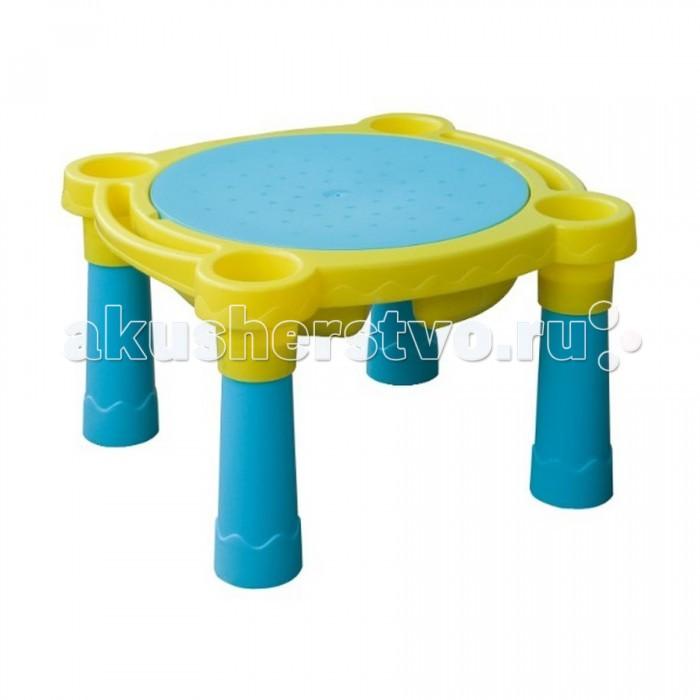 Песочницы Palplay (Marian Plast) Столик-песочница marian plast palplay песочница квадратная пластик 374