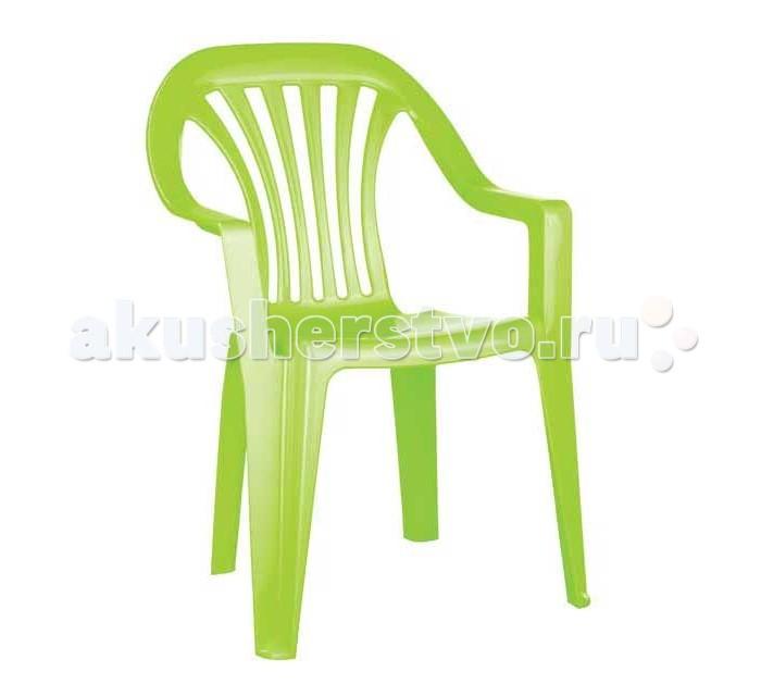 Пластиковая мебель Palplay (Marian Plast) Детский стул со спинкой пластиковая мебель dunya plastik детский стульчик с рисунком