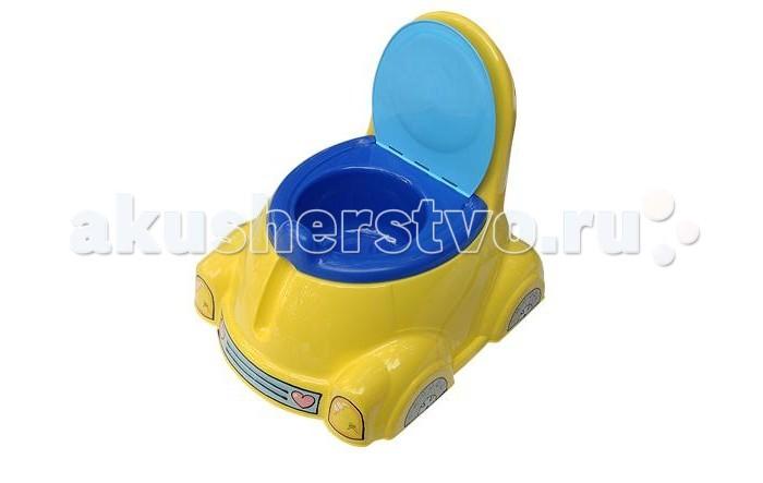 Горшки Palplay (Marian Plast) детский с крышкой игровой домик marian plast palplay 667