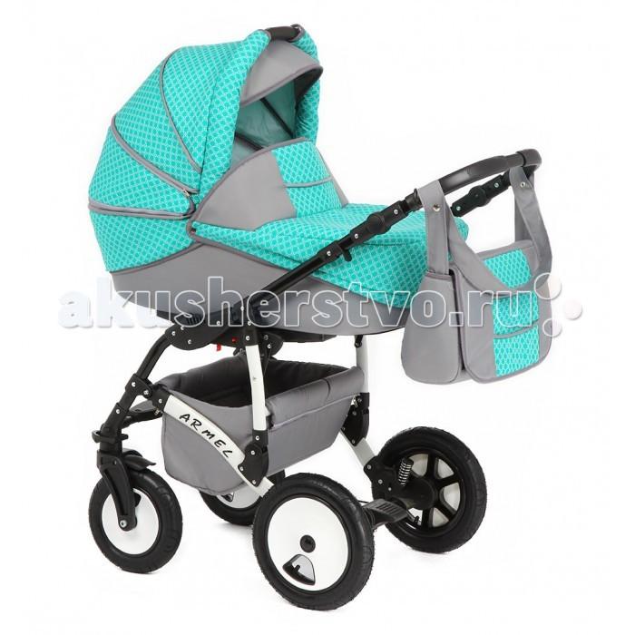 Детские коляски , Коляски 3 в 1 Marimex Armel 3 в 1 арт: 401809 -  Коляски 3 в 1