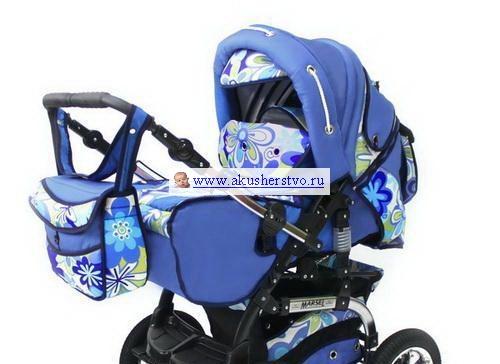 Детские коляски , Коляски-трансформеры Marimex Marsel арт: 24960 -  Коляски-трансформеры