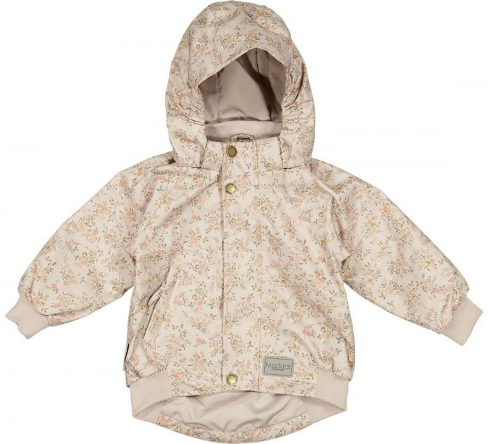 Верхняя одежда MarMar Copenhagen Куртка демисезонная с цветочками Olio