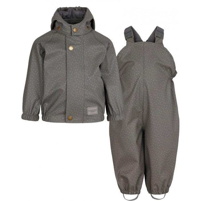 MarMar Copenhagen Водонепроницаемый комплект: куртка и штаны Oddy Dotty