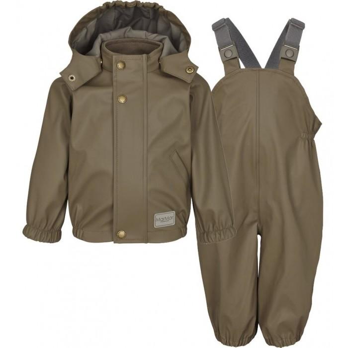 MarMar Copenhagen Водонепроницаемый комплект: куртка и штаны Oddy