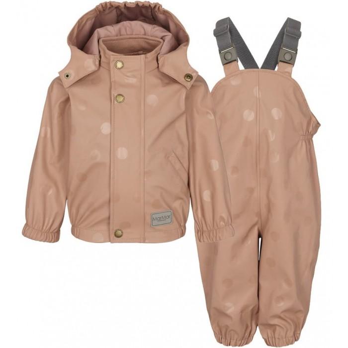 MarMar Copenhagen Водонепроницаемый комплект: куртка и штаны Oddy Dot