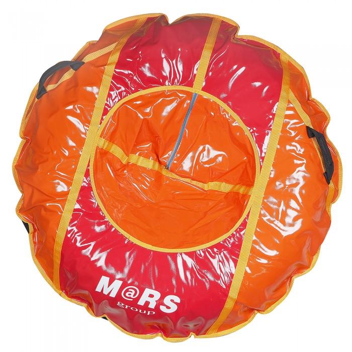 Зимние товары , Тюбинги Mars Красный/Оранжевый арт: 406019 -  Тюбинги