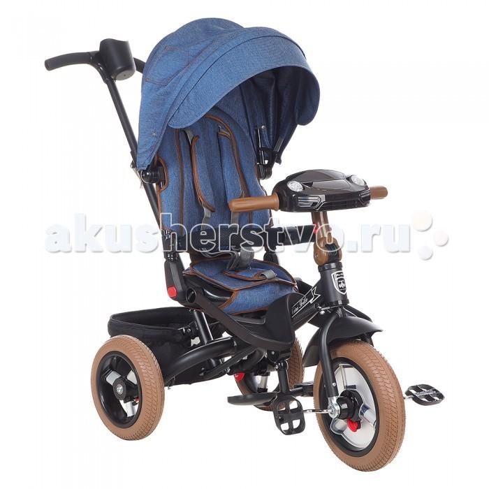 Трехколесные велосипеды Mars Mini Trike T400 Jeans