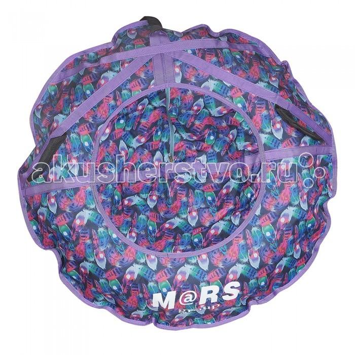 Зимние товары , Тюбинги Mars Перья арт: 405954 -  Тюбинги
