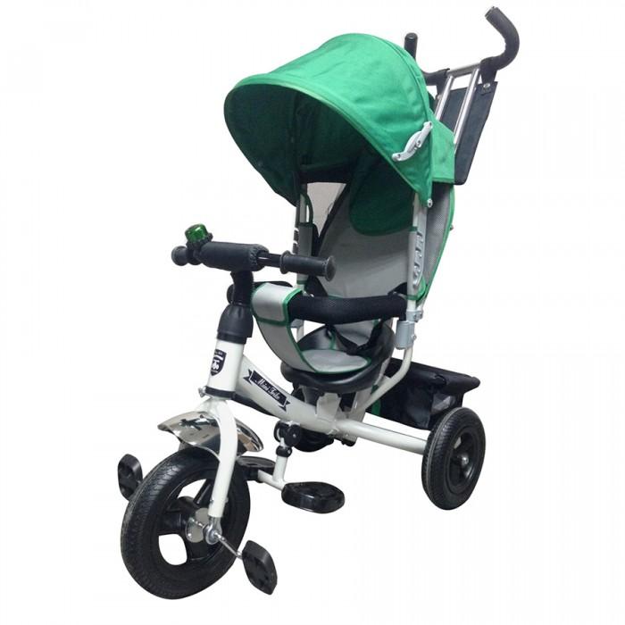 Велосипед трехколесный Mars Mini Trike 950DMini Trike 950DВелосипед трехколесный Mars Mini Trike 950D обеспечит комфорт и удовольствие для вашего малыша во время прогулки.  Такой универсальный детский транспорт позволяет ребенку как ездить самостоятельно, так и кататься под контролем взрослого. При самостоятельном передвижении ребенок будет приводить велосипед в движение при помощи педалей и управлять им рулем. Если же велосипед выполняет функцию прогулочной коляски, взрослый сможет толкать его перед собой при помощи специальной ручки, которая также служит и для управления.  Особенности: Колеса 10 & 8 Надувные покрышки Простое переднее колесо 3 Положения спинки сиденья Звонок на руле Логотип Мини Трайк на руле и надпись на раме Рукоятки ручки направлены вверх Складывающаяся подставка под ноги Размеры: 104х47х108 см<br>