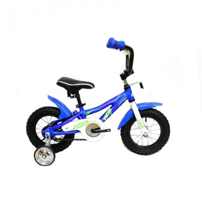 Велосипед двухколесный Mars Ride 12Ride 12Велосипед двухколесный Mars Ride 12 предназначен дл детей от 2-х до 5-ти лет.  Особенности: Диаметр колес составлет 12 дймов. Мгкое сиденье регулирутс в зависимости от роста ребёнка. Приподнтые пластмассовые крыль. Широкие удобные педали не дадут соскользнуть ножке ребенка. Велосипед имеет прочну алминиеву раму и звонок. В качестве дополнительной опоры на велосипедах предусмотрена пара боковых колёс. При необходимости дополнительные колёса могут демонтироватьс. Универсальный насос. Звонок.<br>