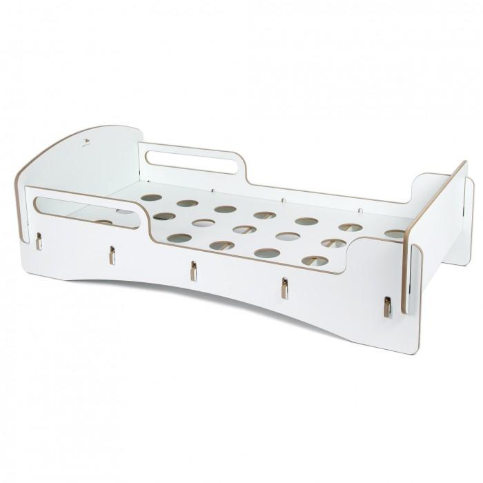 Купить Детские кроватки, Детская кроватка Martin конструктор 140х80 см