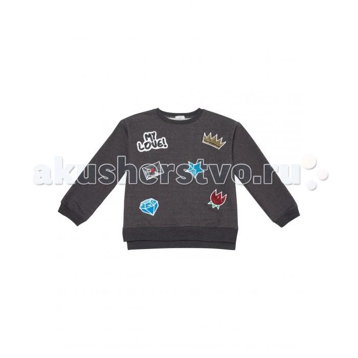 Детская одежда , Джемперы, свитера, пуловеры Maru-maru Джемпер для девочки 41021804/1030 арт: 393839 -  Джемперы, свитера, пуловеры