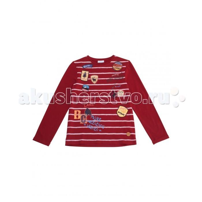 Детская одежда , Водолазки и лонгсливы Maru-maru Джемпер для мальчика 11021804/21021804 арт: 393994 -  Водолазки и лонгсливы