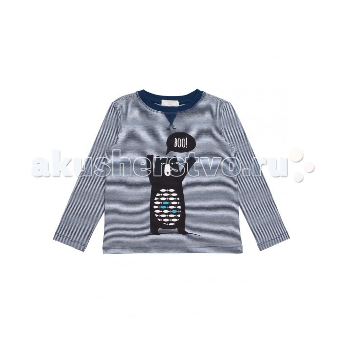 Детская одежда , Водолазки и лонгсливы Maru-maru Джемпер 112171001 арт: 290866 -  Водолазки и лонгсливы