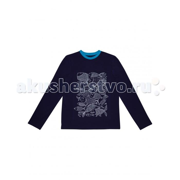 Детская одежда , Водолазки и лонгсливы Maru-maru Джемпер 212171003 арт: 291064 -  Водолазки и лонгсливы