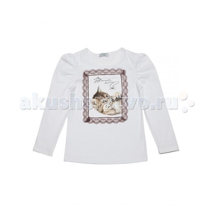 Детская одежда , Водолазки и лонгсливы Maru-maru Джемпер 312171001 арт: 290833 -  Водолазки и лонгсливы