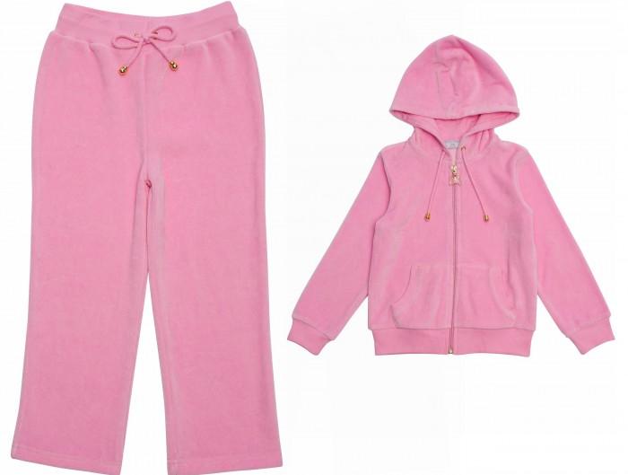 Комплекты детской одежды Maru-maru Костюм из велюра 419164001/319164001
