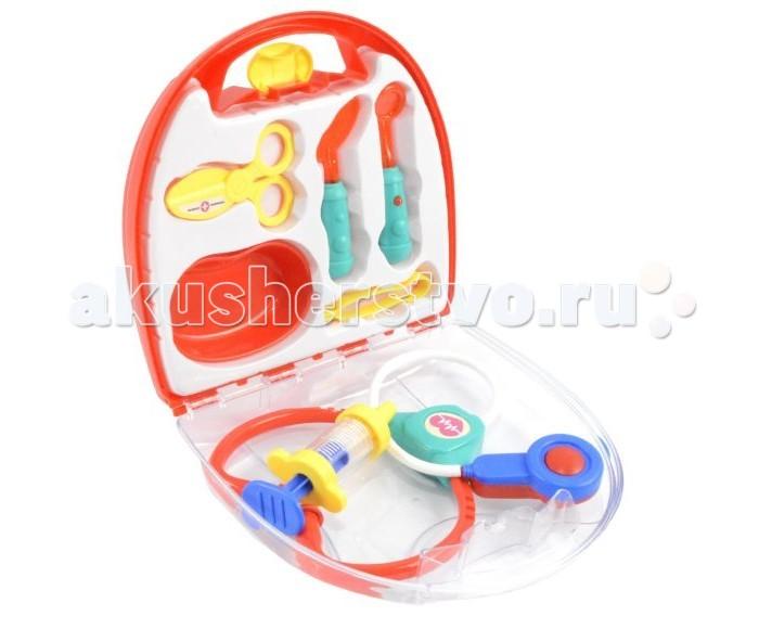 Ролевые игры Mary Poppins Медицинский набор Скорая помощь в чемоданчике (7 предметов)