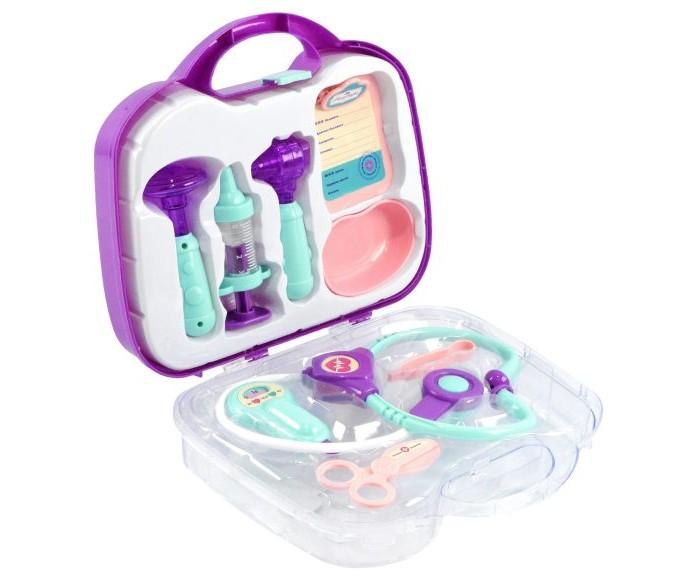 Ролевые игры Mary Poppins Медицинский набор Скорая помощь в чемоданчике (9 предметов)