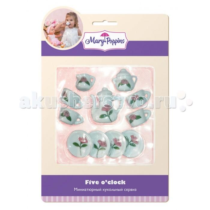 Ролевые игры Mary Poppins Набор фарфоровой мини посуды 13 предметов набор посуды berghoffstudio 11 предметов