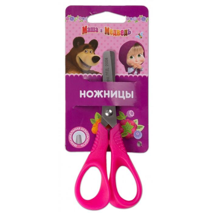 Канцелярия Маша и Медведь Ножницы детские ножницы маникюрные маша и медведь