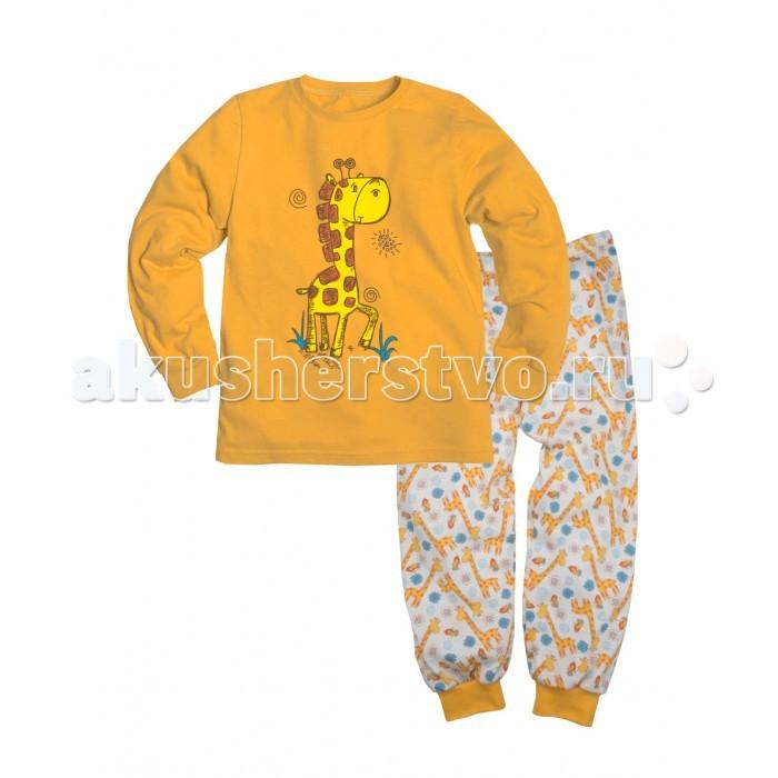 Машук Пижама джемпер и брюки с принтом 353Д-1121/356Д-1121