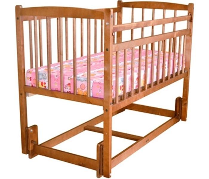 Детские кроватки Массив Беби 3 маятник продольный детские кроватки массив беби качалка