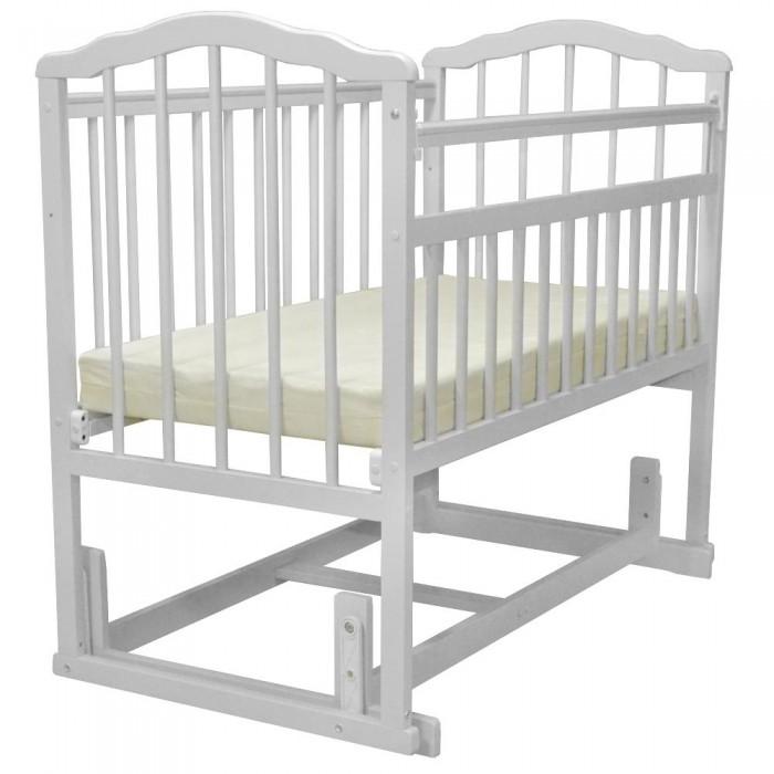 Детские кроватки Malika Melisa-4 (поперечный маятник)