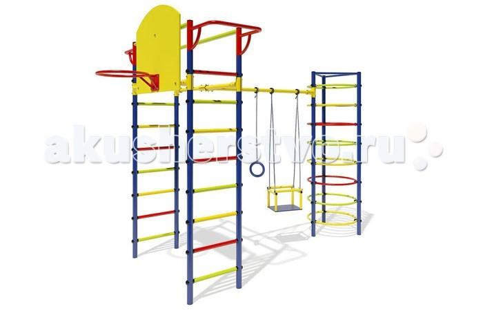 Маугли Детский спортивный комплекс 11