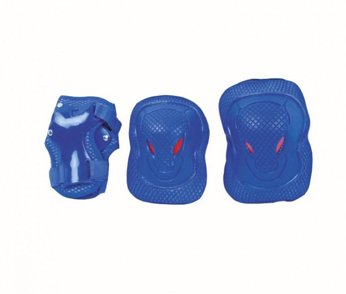 Шлемы и защита MaxCity Роликовая защита Melody комплект защиты maxcity teddy m blue