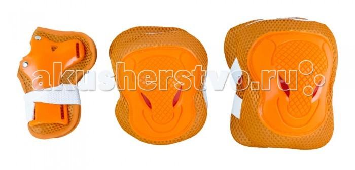 Шлемы и защита MaxCity Роликовая защита Melody комплект защиты maxcity terminal s