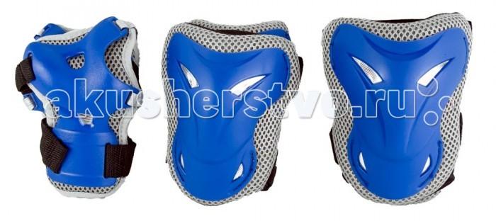 Шлемы и защита MaxCity Роликовая защита Scape роликовая защита maxcity space red